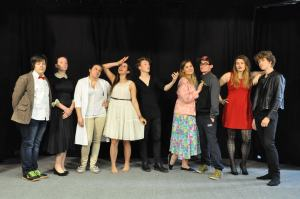Haunted Hamlet cast dramatic